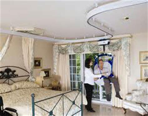 ceiling track lift system houston handicap remodeling