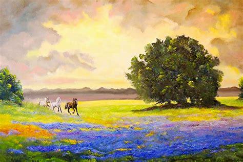 imagenes foto realistas granos red pinturas al oleo de paisajes realistas 2