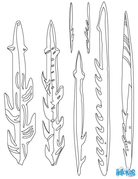 early humans coloring page harpoons homo sapiens tools coloring pages hellokids com