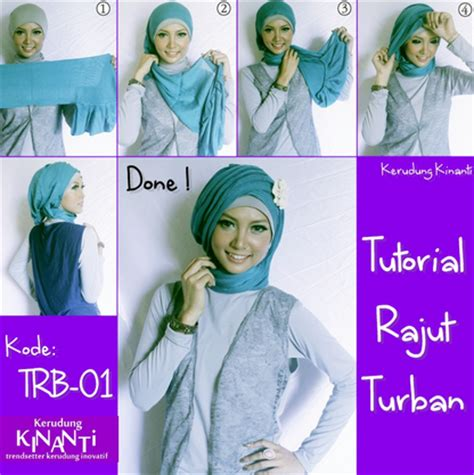 video tutorial hijab turban terbaru tutorial hijab modern turban terbaru 2016