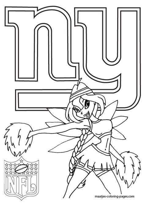 nfl giants coloring pages new york giants football coloring pages sketch coloring page