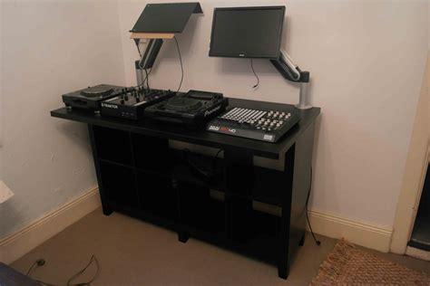 Desk Dj by Diy Dj Desk Mehobby