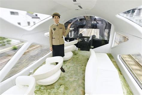 Modern Sleeper Cars by New Luxury Sleeper Offers Panoramic Views News The Jakarta Post