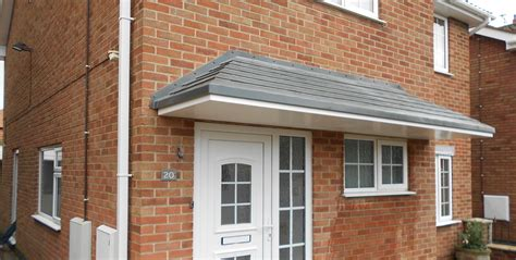 house awnings uk canopy porch roof construction