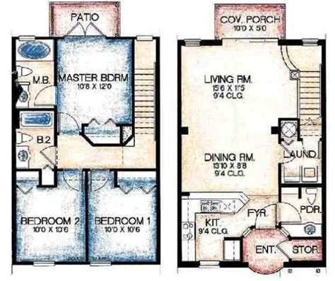 town house floor plan townhouse floor plans figuring out floor plans pinterest