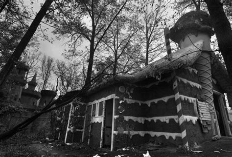 Gingerbread House The Enchanted Gingerbread House Photo Of The Abandoned The Enchanted