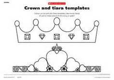 mr printable crown paper crown template google search primary pinterest