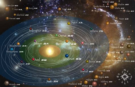 pin firefly universe map on
