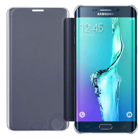 Samsung Official S View Cover Samsung Galaxy S6 G920 official samsung galaxy s6 edge plus clear view cover