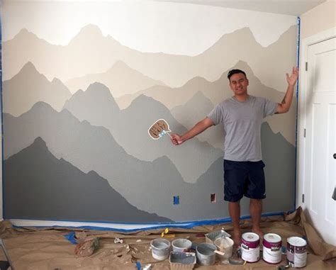 Painted Wall Murals For Kids 52 best nursery images on pinterest toddler rooms