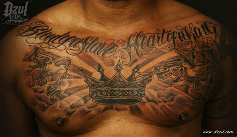 chest piece tattoos for guys original 7 1064 black grey tattoos jpg 1207 215 700