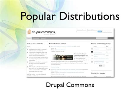 theme drupal commons building a drupal distribution using features drush make