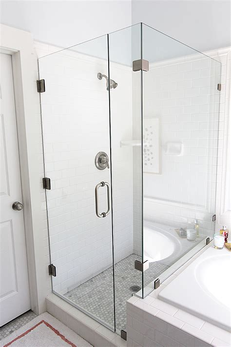 Bathroom Toilet Next To Bath Master Bathroom Remodel Details How We Did It Withheart