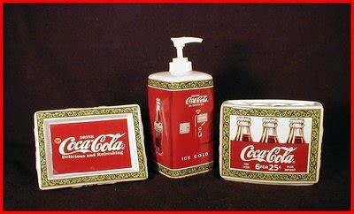 coca cola bathroom accessories antiques collectibles coca cola collectibles