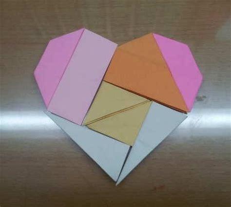 Puzzle Origami - ornament origami puzzle origami and crafts