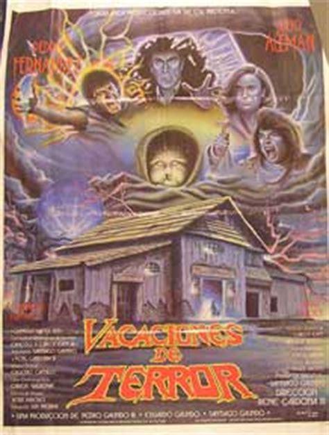 imagenes de vacaciones de terror vacaciones de terror movie poster cartel de la pel 237 cula