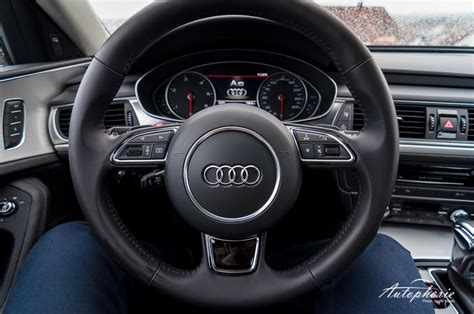 Audi A6 Lenkrad by Angefahren Audi A6 3 0 Tdi Quattro Mit 8 Tiptronic