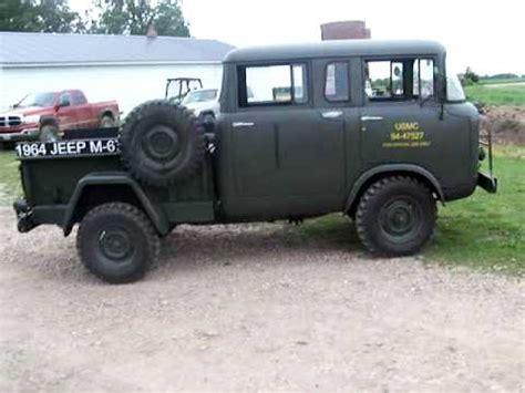 jeep m677 running mov