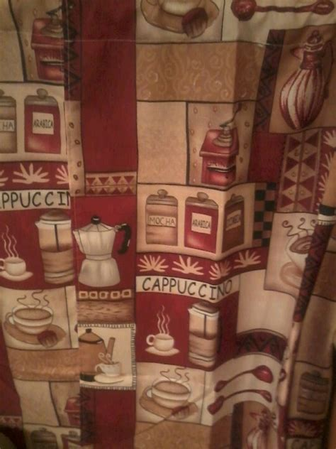 Kitchen Curtains Coffee Theme Coffee Theme Curtains Coffee Laughter Happiness Coffee Theme Coffee And