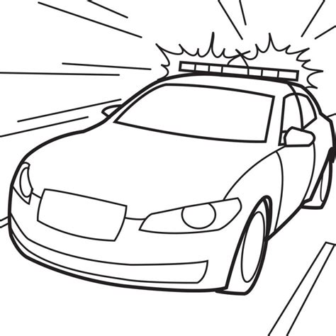 coloring pages cop cars police car coloring pages printable only coloring pages