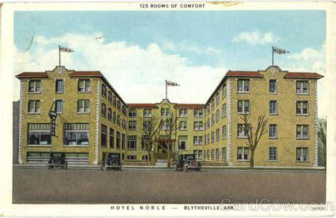 hotel noble blytheville ar