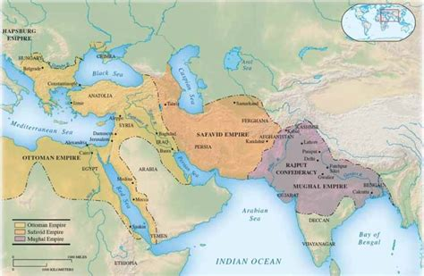 Mughal And Ottoman Empires Chapter 21 Mr G S Ap World History
