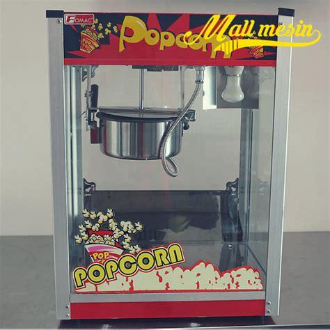 mesin popcorn fomac poc popar toko mesin astro surabaya