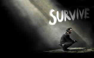 survive wallpaper best walking dead wallpapers