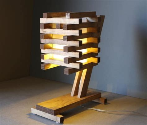 Desk Lighting Ideas 10 Inventive Ideas Of Wood Pallet Ls Id Lights