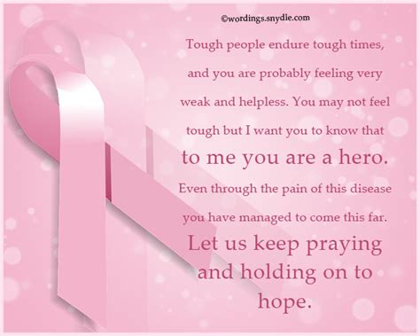 words of comfort for terminal cancer patients inspirational messages for cancer patient wordings and