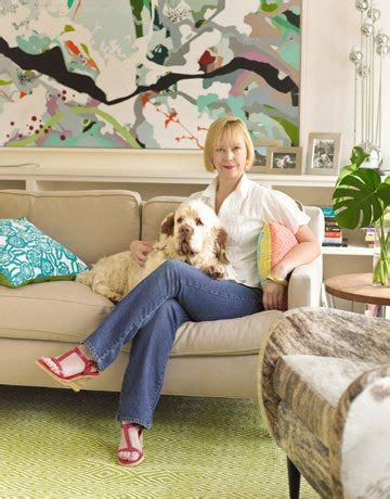 annie selke at home with annie selke