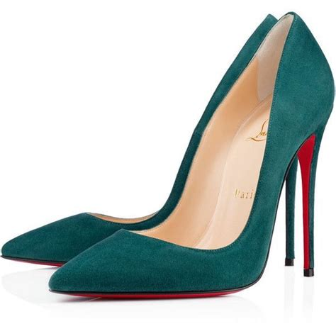 Cbells Louboutin Boot Frenzy by Best 25 Green High Heels Ideas On Image