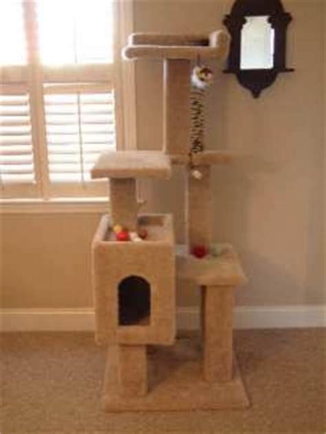 Cat Furniture Plans by 201212 Wood Work