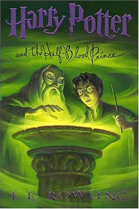 Review Harry Potter The Half Blood Prince Reading