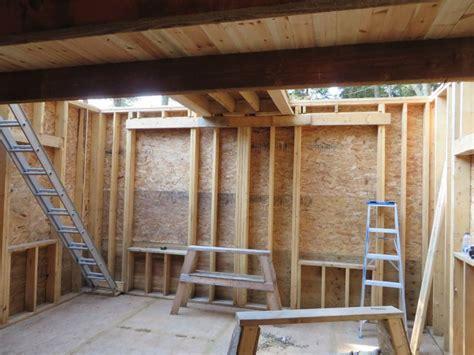 ridge beam size   cabin small cabin forum