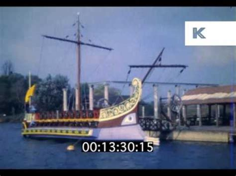 boat ride movie 1980s uk thorpe park boat ride home movies youtube