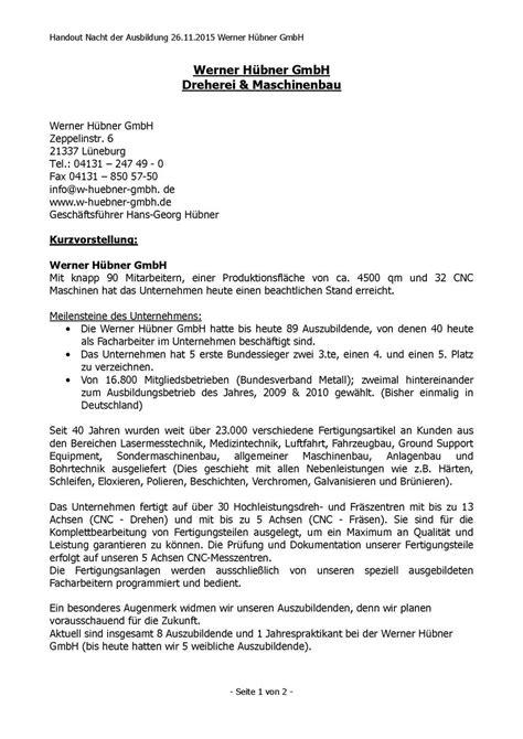 Handout Schreiben Muster Ausbildungsverbund L 252 Nburg Aktuelles