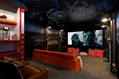 movie theater themed home decor home theater decorating ideas vitalmag