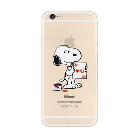 Tpu Jelly Disney snoopy peanuts disney tpu gel soft back for iphone x 8 8 7 7 6s 6 ebay