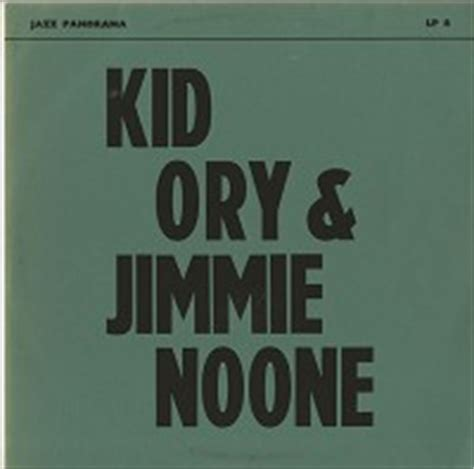 blues for jimmy noone kid ory with alvin alcorn albert kid ory and jimmy noone kid ory jimmie noone preowned