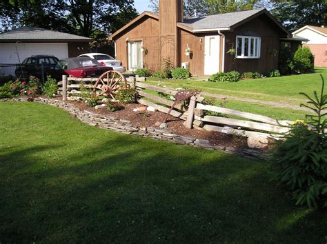 flower bed fence fence flower bed 2c jpg from wolff sons construction in
