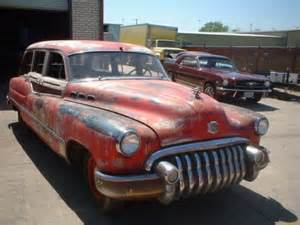 Buick Woody Wagon For Sale 1950 Buick Woodie Wagon Project Bring A Trailer
