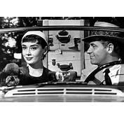 Audrey Hepburn Sabrina 1954 Starring Humphrey Bogart