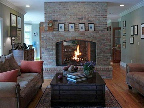 beautiful family rooms marceladick com 20 beautiful brick fireplace ideas to keep you warm