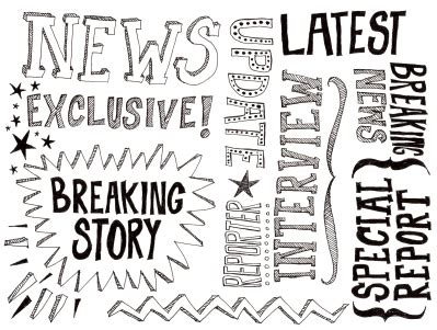 doodle writing five top tips for writing the press release