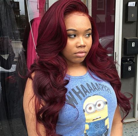 Hairstyles For Hair With Weave by Best 25 Weave Hairstyles Ideas On
