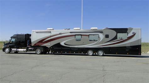 trailer garage space craft semi trailer with stacker garage exterior
