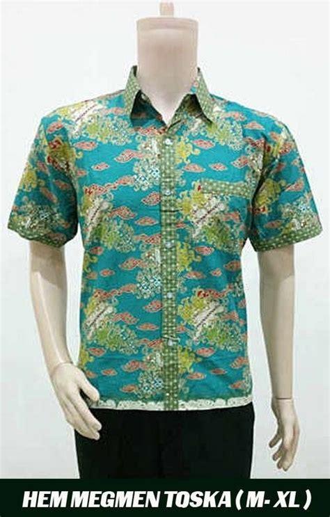 Baju Kerja Baju Pesta Baju Santai Kemeja Baju Bangkok jual baju kemeja pria kerja santai rwk batik shop