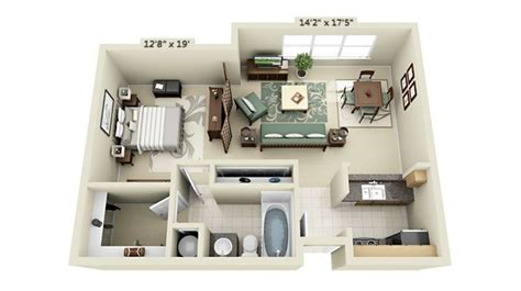 small studio apartment floor plans studio apartment floor plans