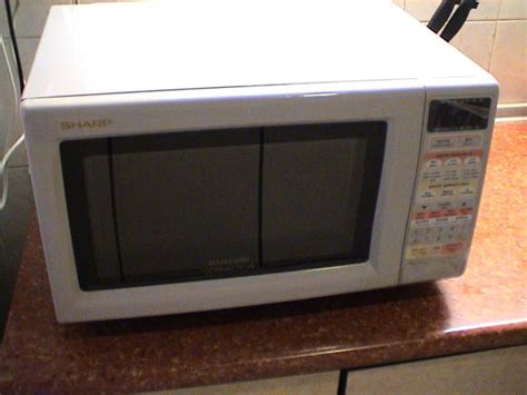 Microwave Sharp Second sharp microwave dbl grill convention r888 c g for sale in